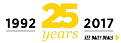25th Anniversary Deals